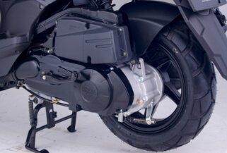 Caracteristica motor Dynamic pro 125
